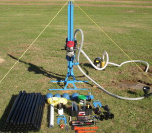Water Well Drilling Kit