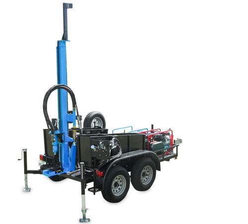 Water Well Drill LS300T