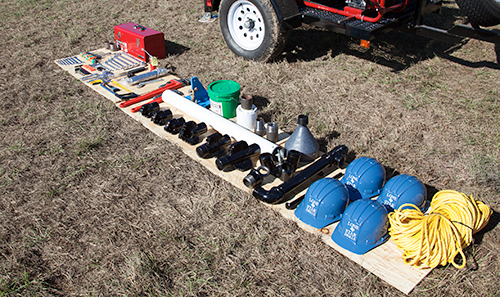 Water Well Drill Kit