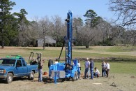 LS400T+ water well drill