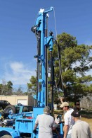Lone Star LS400T+ Water Well drill