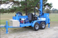 400T+ Borehole water well drill