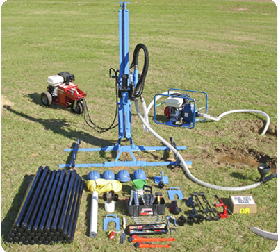 L300H Drill Rig Package