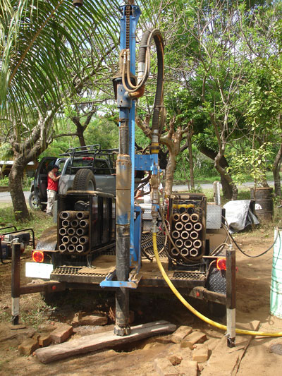 Water Well Drill Down The Hole Hammer
