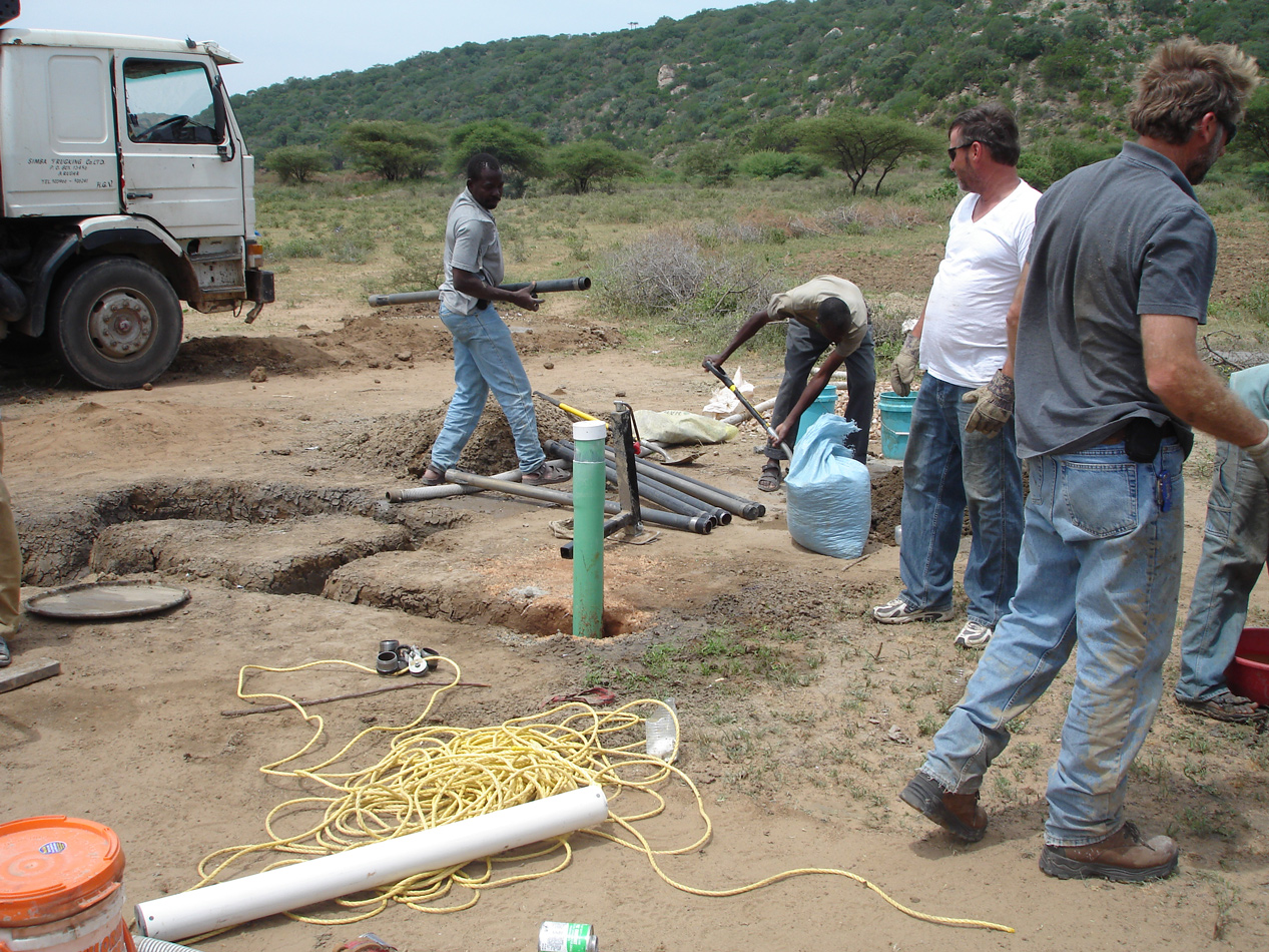 Water Well Drill Seal
