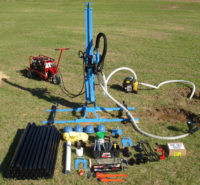 LS200 Water Well Drill