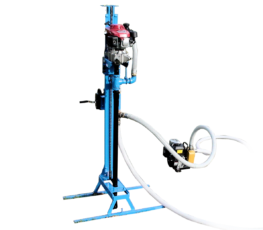 LS100 Portable Mechanical Water Well Drill