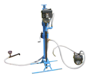 LS200D Diesel portable water well drill
