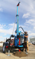 LST1G+ Hollow Stem Soil Sampling Drill