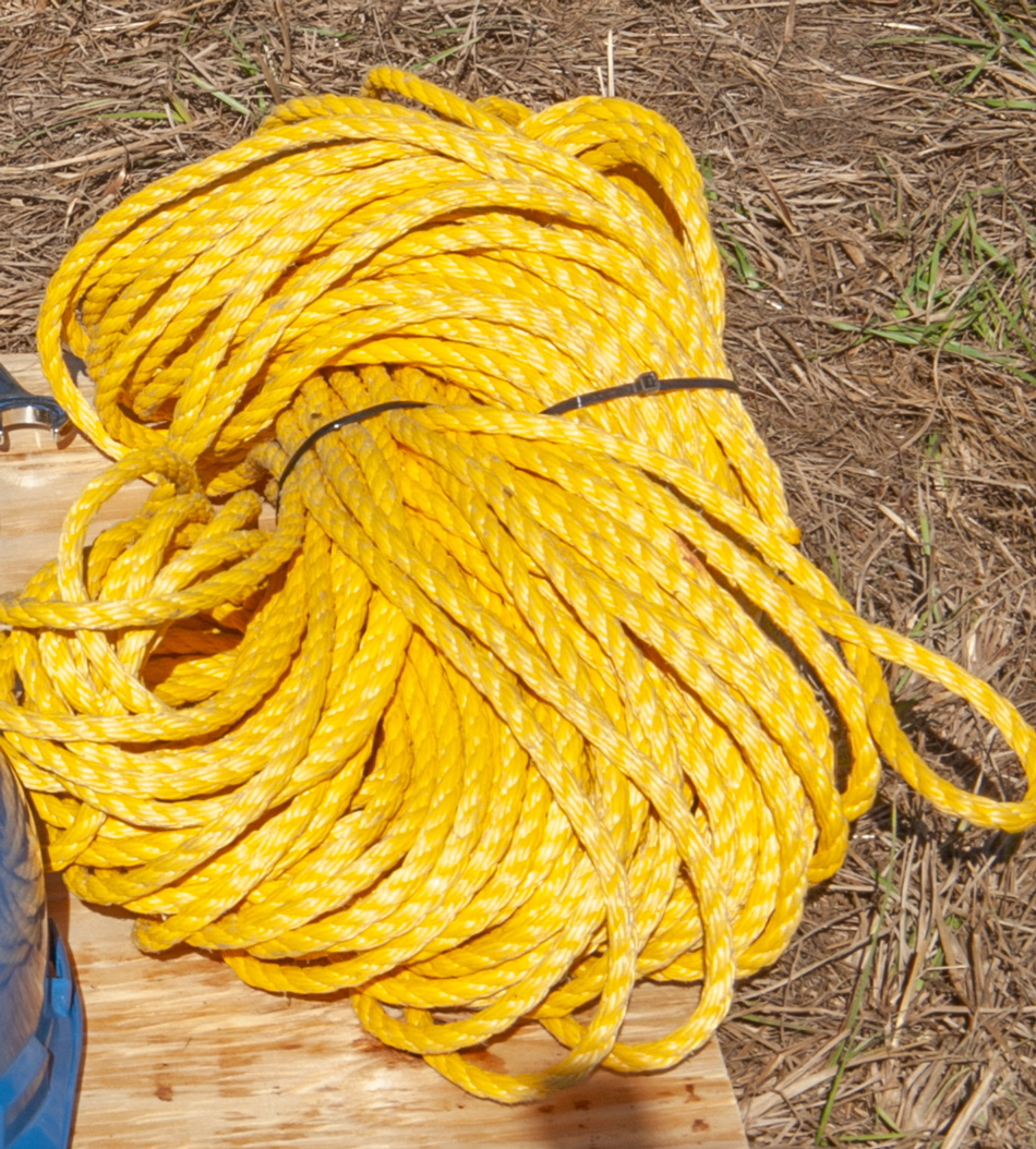 1/4-inch Double Braided Rope