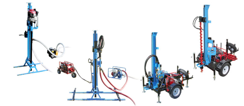 Water Well & Soil Sampling Drills